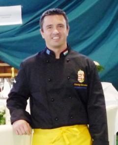 Földváry Szilveszter - Chefs.hu